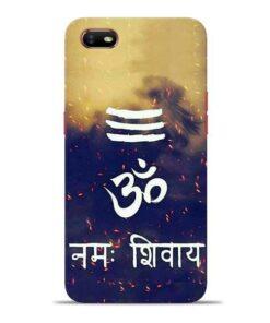 Om Namah Shivaya Oppo A1K Mobile Cover