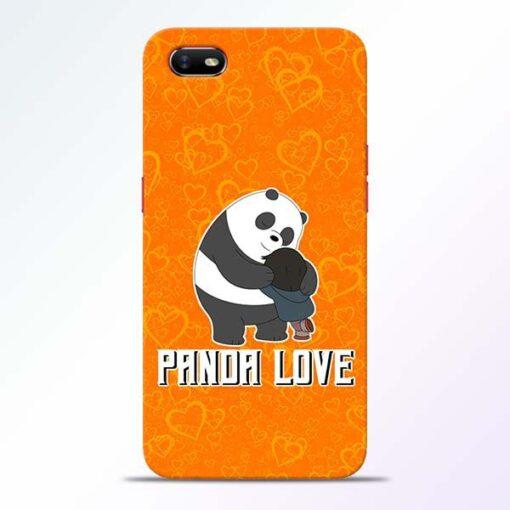 Panda Love Oppo A1K Mobile Cover