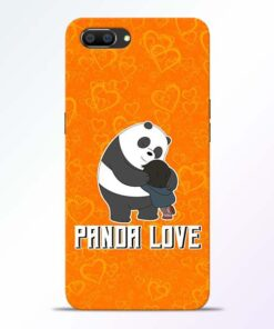 Panda Love Realme C1 Mobile Cover