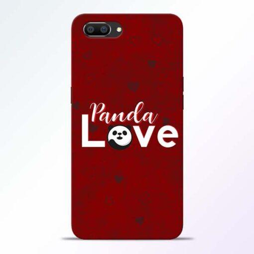 Panda Lover Realme C1 Mobile Cover