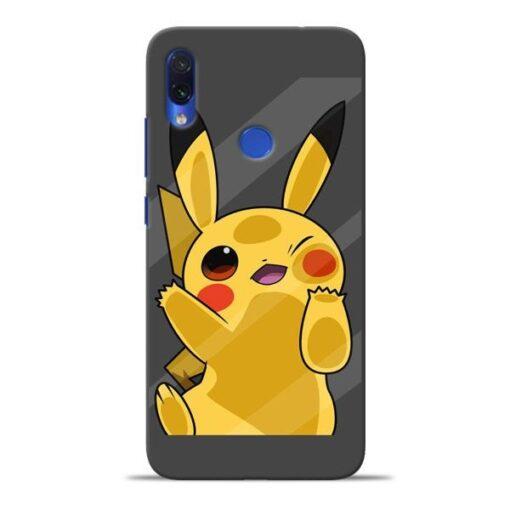 Pikachu Redmi Note 7S Mobile Cover