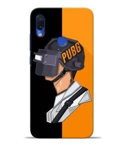 Pubg Cartoon Redmi Note 7S Mobile Cover