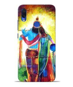 Radha Krishna Redmi Note 7S Mobile Cover
