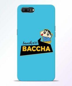 Sanskari Baccha Realme C1 Mobile Cover