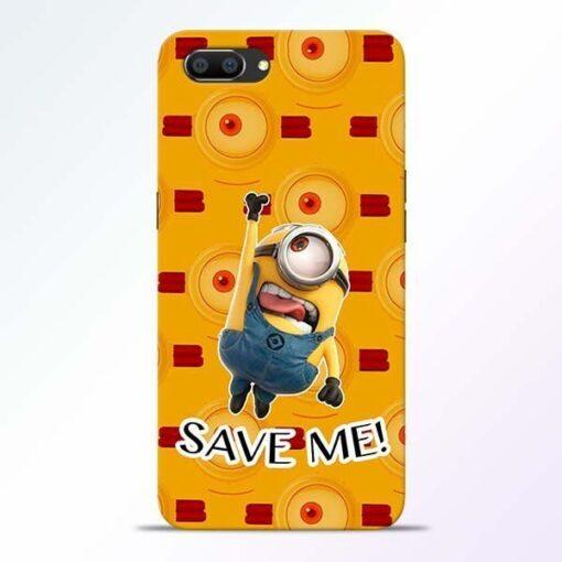 Save Minion Realme C1 Mobile Cover