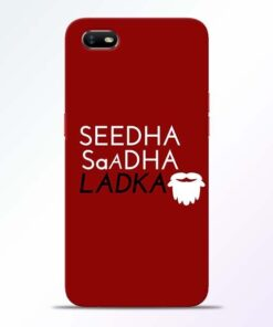 Seedha Sadha Ladka Oppo A1K Mobile Cover