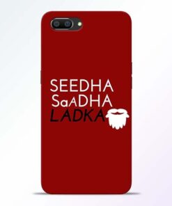 Seedha Sadha Ladka Realme C1 Mobile Cover