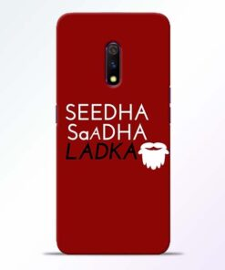 Seedha Sadha Ladka Realme X Mobile Cover