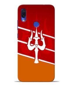 Shiva Trishul Redmi Note 7S Mobile Cover