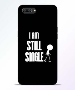 Still Single Realme C1 Mobile Cover