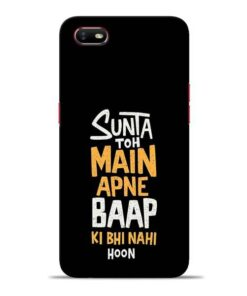 Sunta Toh Main Oppo A1K Mobile Cover