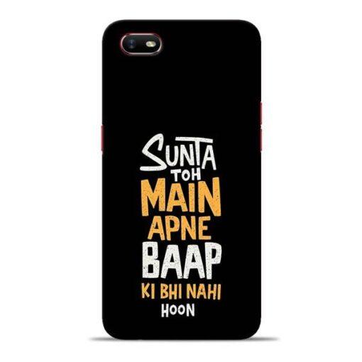 Sunta Toh Main Oppo A1K Mobile Cover