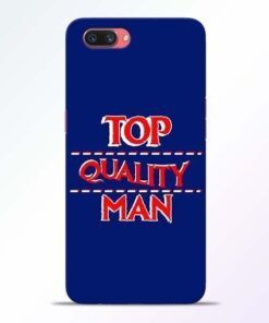 Top Quality Man Oppo A3S Mobile Cover