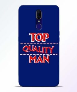 Top Quality Man Oppo F11 Mobile Cover