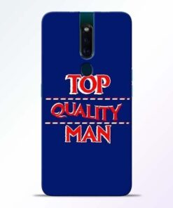 Top Quality Man Oppo F11 Pro Mobile Cover