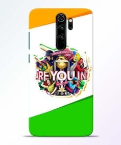 Are you In Redmi Note 8 Pro Mobile Cover