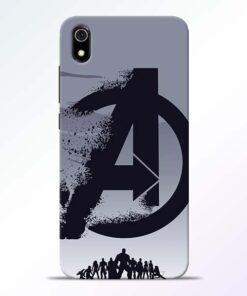 Avengers Team Redmi 7A Mobile Cover