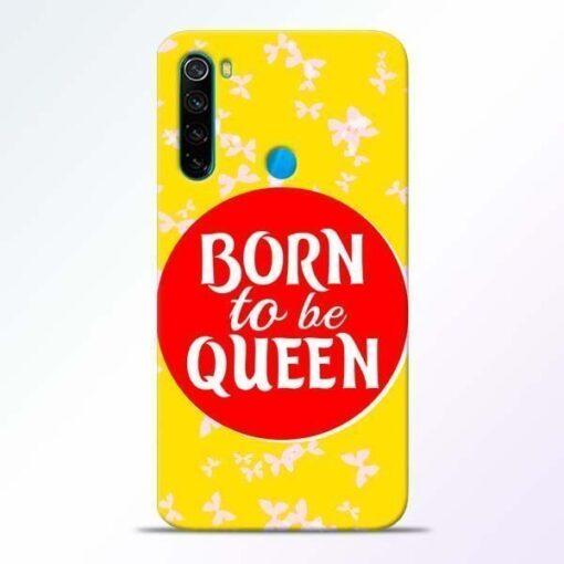 Born Queen Xiaomi Redmi Note 8 Mobile Cover