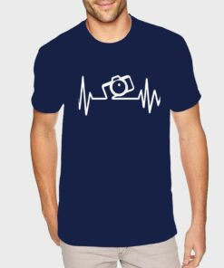 Camera T-shirt for Men