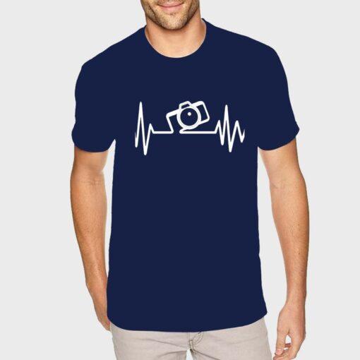 Camera T-shirt for Men