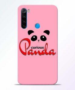 Curious Panda Xiaomi Redmi Note 8 Mobile Cover