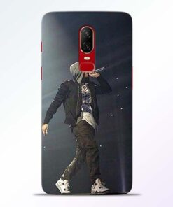 Eminem Style OnePlus 6 Mobile Cover