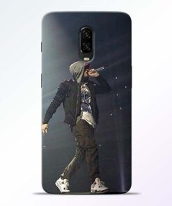 Eminem Style OnePlus 6T Mobile Cover