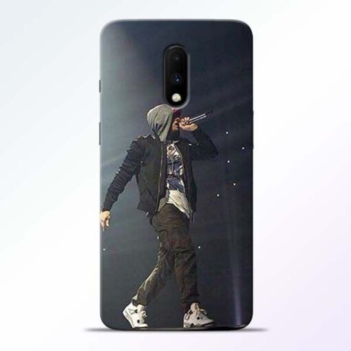 Eminem Style OnePlus 7 Mobile Cover