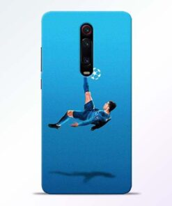 Football Kick Redmi K20 Mobile Cover