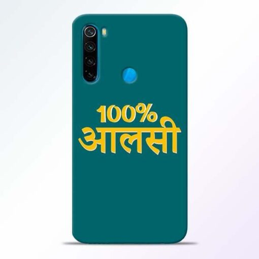 Full Aalsi Xiaomi Redmi Note 8 Mobile Cover