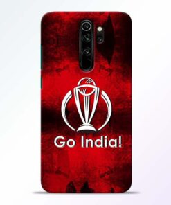 Go India Redmi Note 8 Pro Mobile Cover