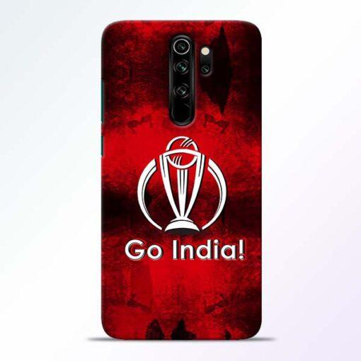 Go India Redmi Note 8 Pro Mobile Cover