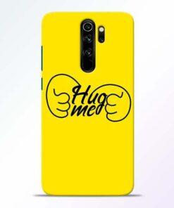 Hug Me Hand Redmi Note 8 Pro Mobile Cover