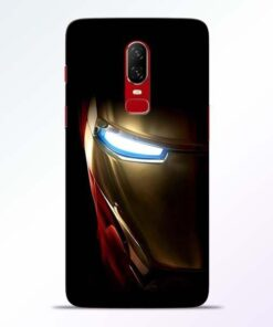 Iron Man OnePlus 6 Mobile Cover