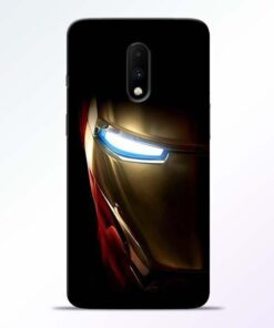 Iron Man OnePlus 7 Mobile Cover