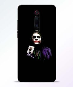 Joker Card Redmi K20 Mobile Cover