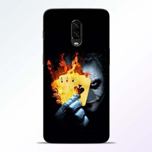 Joker Shows OnePlus 6T Mobile Cover