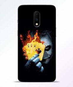 Joker Shows OnePlus 7 Mobile Cover