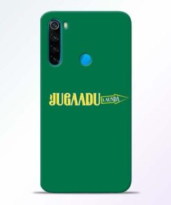 Jugadu Launda Xiaomi Redmi Note 8 Mobile Cover