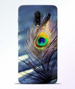 Krishna More Pankh OnePlus 6T Mobile Cover