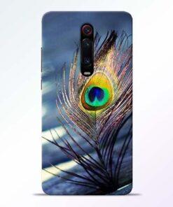 Krishna More Pankh Redmi K20 Pro Mobile Cover