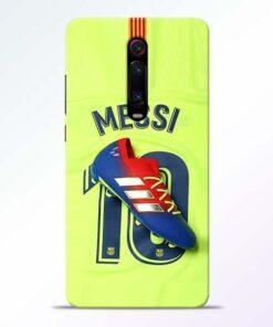 Leo Messi Redmi K20 Mobile Cover