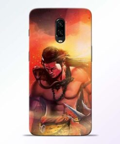 Lord Mahadev OnePlus 6T Mobile Cover