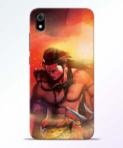 Lord Mahadev Redmi 7A Mobile Cover