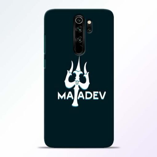Lord Mahadev Redmi Note 8 Pro Mobile Cover