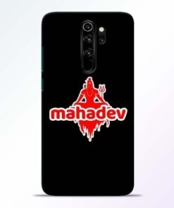 Mahadev Love Redmi Note 8 Pro Mobile Cover