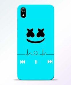 Marshmello Song Redmi 7A Mobile Cover