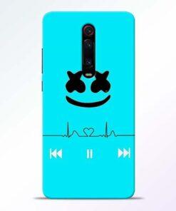 Marshmello Song Redmi K20 Mobile Cover