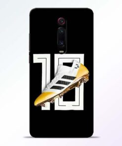 Messi 10 Redmi K20 Mobile Cover