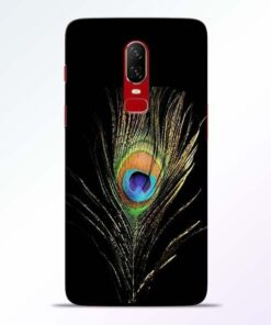 Mor Pankh OnePlus 6 Mobile Cover